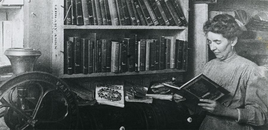 Gresham Historical Society_Carnegie Library