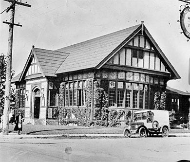 Gresham Historical Society_building
