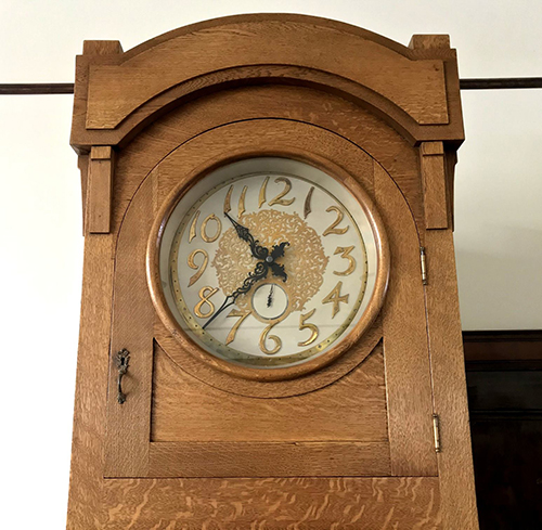 Gresham Historical Society_Meet Me Under The Clock_Master Clock_2