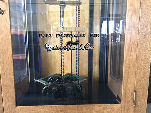 Gresham Historical Society_Meet Me Under The Clock_Master Clock_3