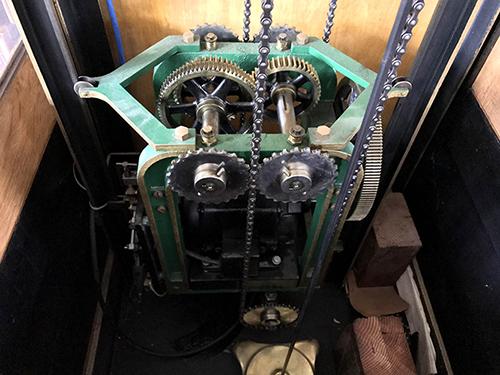 Gresham Historical Society_Meet Me Under The Clock_Master Clock_4